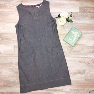 Boden Light Denim Dress